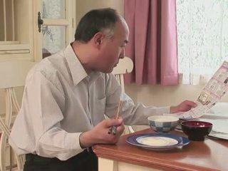 Jap 熟女 blows