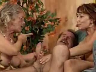 Keluarga pesta seks berkumpulan