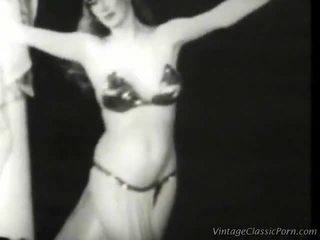 Clásico striptease