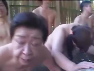 japanse, grannies, milfs