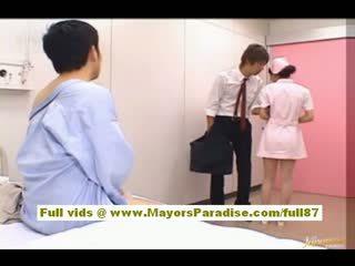 japonês, uniforme, amador
