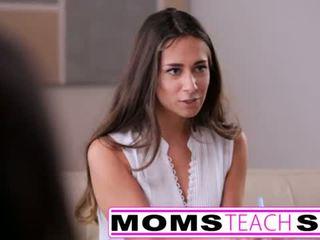 मोम seduces बेटा में कठिन तेज बकवास lessons <span class=duration>- 12 min</span>