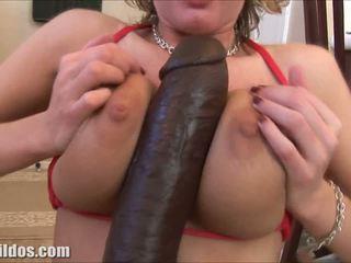 toys, caucasian, vaginal masturbation