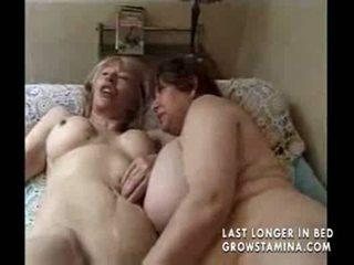 Two grannies e um maduros likes um caralho