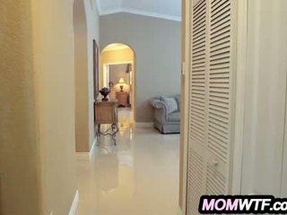 Banging my stepmom and babysitter Alina Li & Alyssa Lynn.2.wmv
