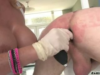 Sophie dee drill the perse kohta lewd guy poolt tema dildo