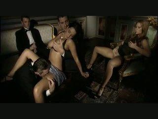 blowjobs, sexo grupal, milfs