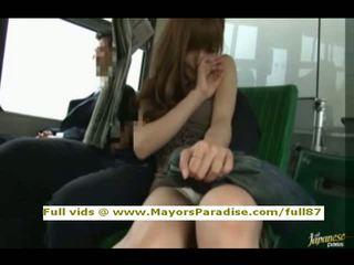 Rio dari idol69 asia gadis adalah kacau di itu bis