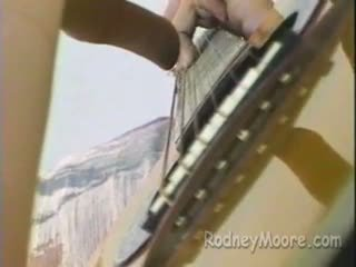 Vintage Rodney Moore Horny Hairy Girls Samantha Bush