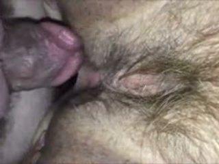Peluda amadora cona having sexo closeup