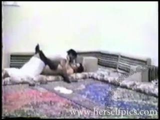 Voyeur Arab Couple