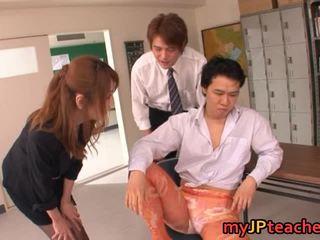 velký vyhodit práce, volný skupinový vy, zábava japonec pěkný