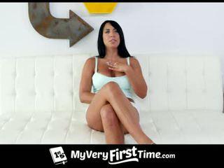 MyVeryFirstTime Mila Houston