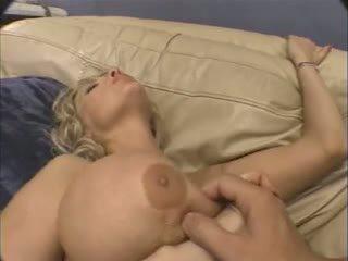 बड़े स्तन, परिपक्व, गुदा