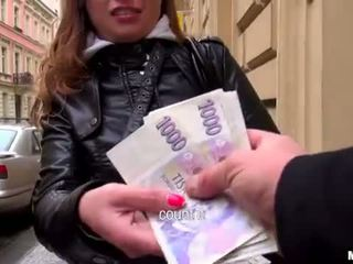 Superb eurobabe irina analyzed pour argent