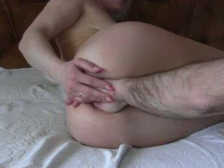 W domu anal fisting wideo