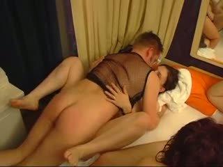 skupinový sex, swingers, nemec