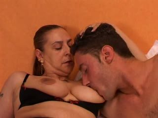 grannies, gamla + young, anal