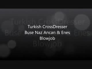 คนตุรกี buse naz arican & gokhan - การดูด และ ร่วมเพศ