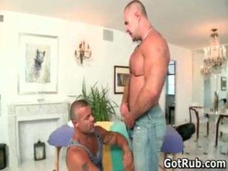 Jauks bro getting aroused homo rubbing