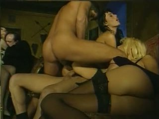 brunete, groupsex, klasisks