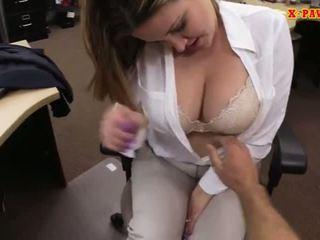 मौखिक, बड़े स्तन, परिपक्व