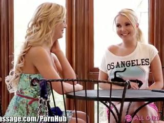 Allgirlmassage milf step-mom lesbian facesits - lucah video 031