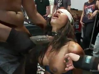squirting, interracial