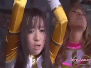 si rambut cokelat, lucu, japanese
