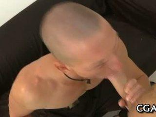 Racy anaal rammen met homos