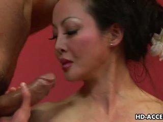 成熟 亞洲人 angie venus sucks 和 fucks 良好 視頻
