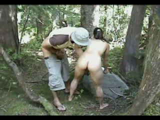 MILF in the Forest: Free Mature Porn Video 50