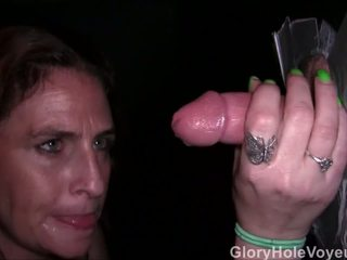 Real Gloryhole MILF Compilation, Free HD Porn 17
