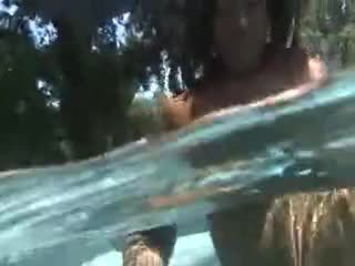 Underwater Booty