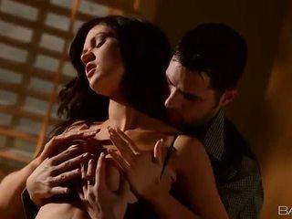 Hot pornstar Kendall Karson glamour sex