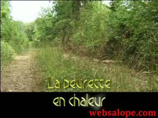 French Amateur Les piqniqueuses 1
