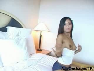Shaved Filipina Gets Drilled Hard