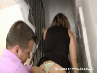 Cecilia fucked in threesome