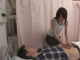 japonsko, sexy, zdravotná sestra