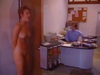 Naakt meisje in kantoor: gratis gratis meisje tube porno video- 59