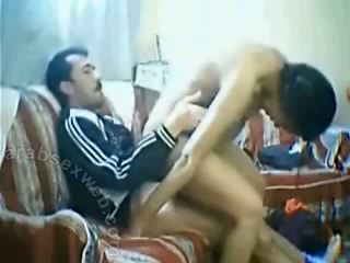 Hot Rare Arab Threesome-ASW1187