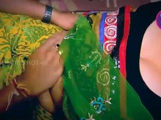 amadurece, esposa, indiano
