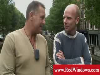 Whore hunting in amsterdam