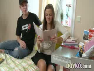 Katrina keppimine koos tema boyfriend