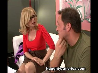 Erotic betje eje nina hartley makes sons buddy have laid her brown eye for a movie role