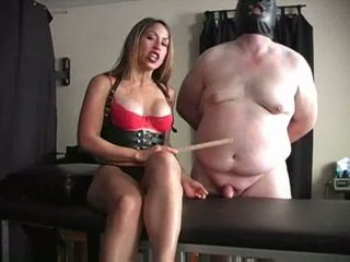Mistress aie small penis humiliation