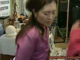 Giapponese matura donna è un beauty part4