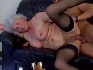 babičky, matures, old + young
