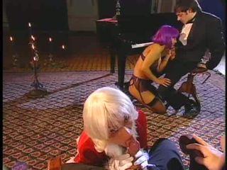 Luscious lingerie dames