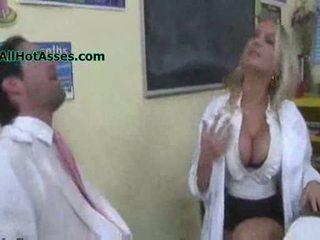 student, licking